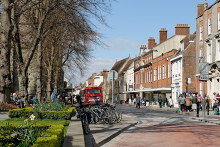 Chichester, West Street, Sussex © David Brogan